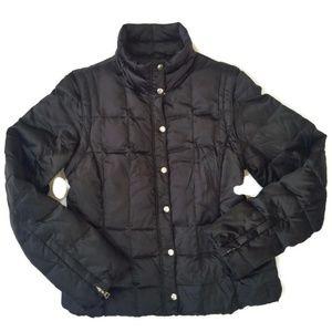 Marc New York Black Down Puffer Jacket
